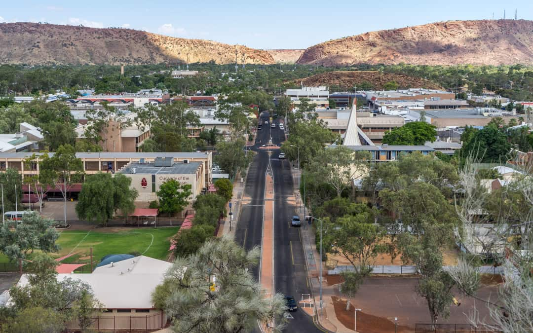 'People are very fearful': Lambley says Alice Springs on edge after cryptic warning about social unrest