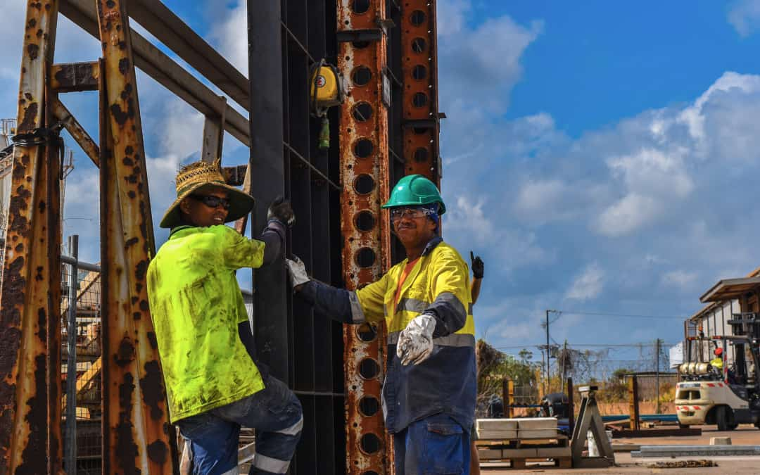NT construction work done March – quarter 2020