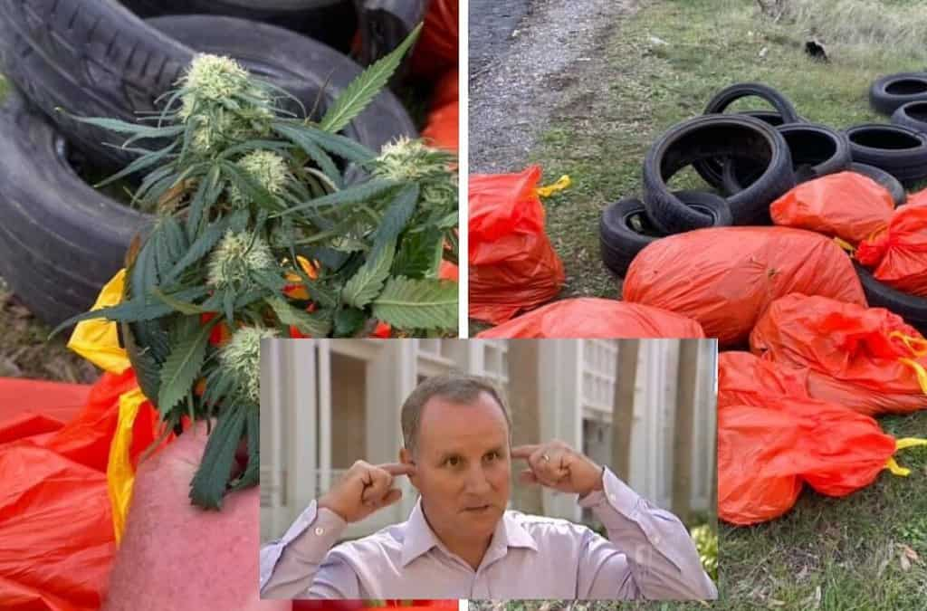 NT's former 'Captain Justice' John Elferink caught up in marijuana mystery in South Australia