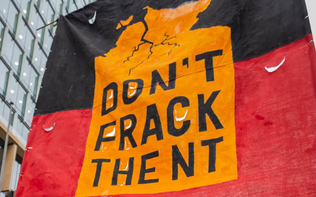 Eight out of 10 Territorians don't support fracking: Lock the Gate poll