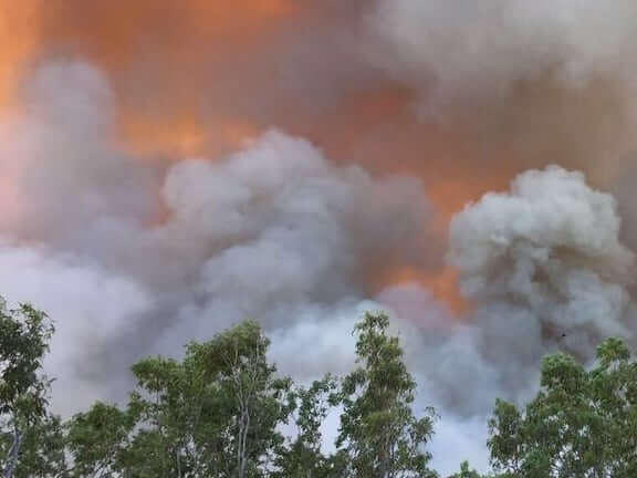 'Catastrophic' fire conditions expected for next couple days in the Top End