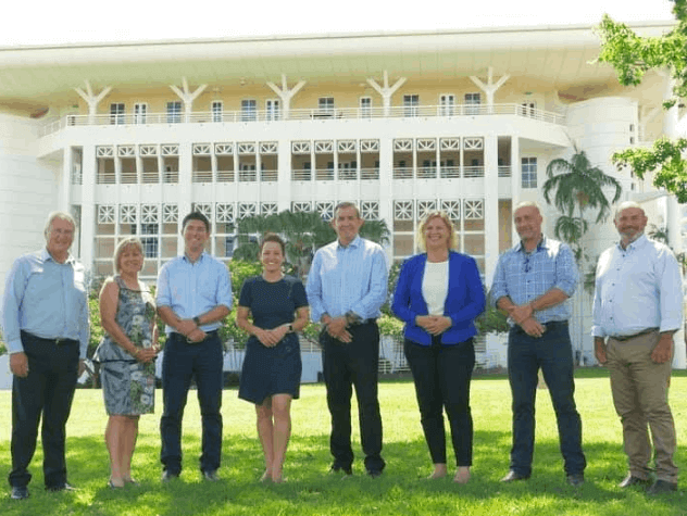 CLP Opposition unveils shadow ministry