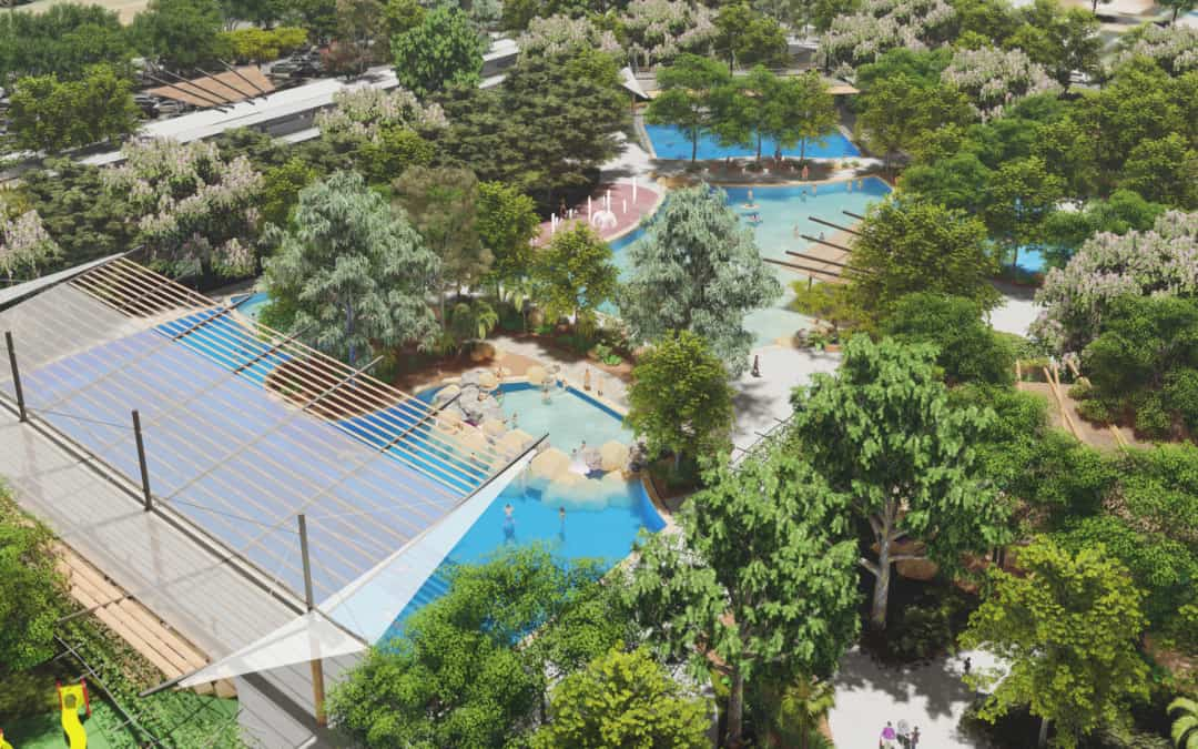 'Not to exceed $25 million': Casuarina Pool masterplan out for feedback