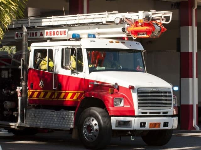 Police investigating Larrakeyah fire that forced evacuation of 20 residents