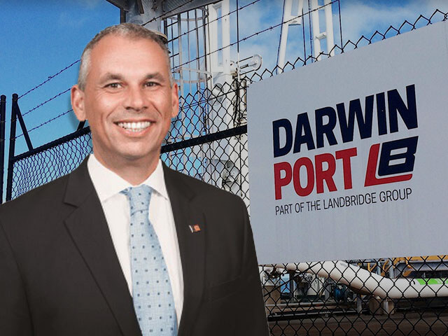 Former chief minister Adam Giles linked to company in talks with Landbridge Group for major Darwin energy project